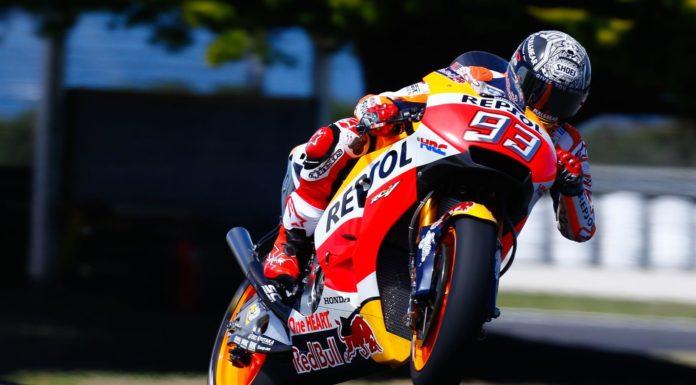 Pilotul spaniol Marc Marquez (Honda) a câştigat, duminică, Marele Premiu al Cataloniei