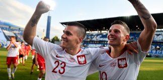 Polonezii au câștigat în fața Belgiei, una dintre echipele cotate foarte bine