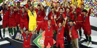 Portugalia a cucerit trofeul Ligii Națiunilor în dauna Olandei (Foto: uefa.com)