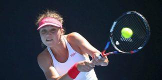 Patricia Ţig este în sferturi la BRD Bucharest Open