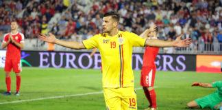George Ţucudean mizează pe rezultate pozitive în următoarele două meciuri ale României (Foto: frf.ro)