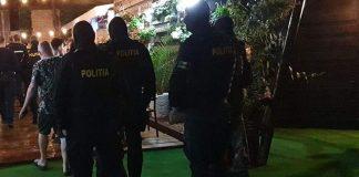 Razie de amploare în Slatina