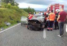 Accident rutier cu o victimă, în Bengesti- Ciocadia