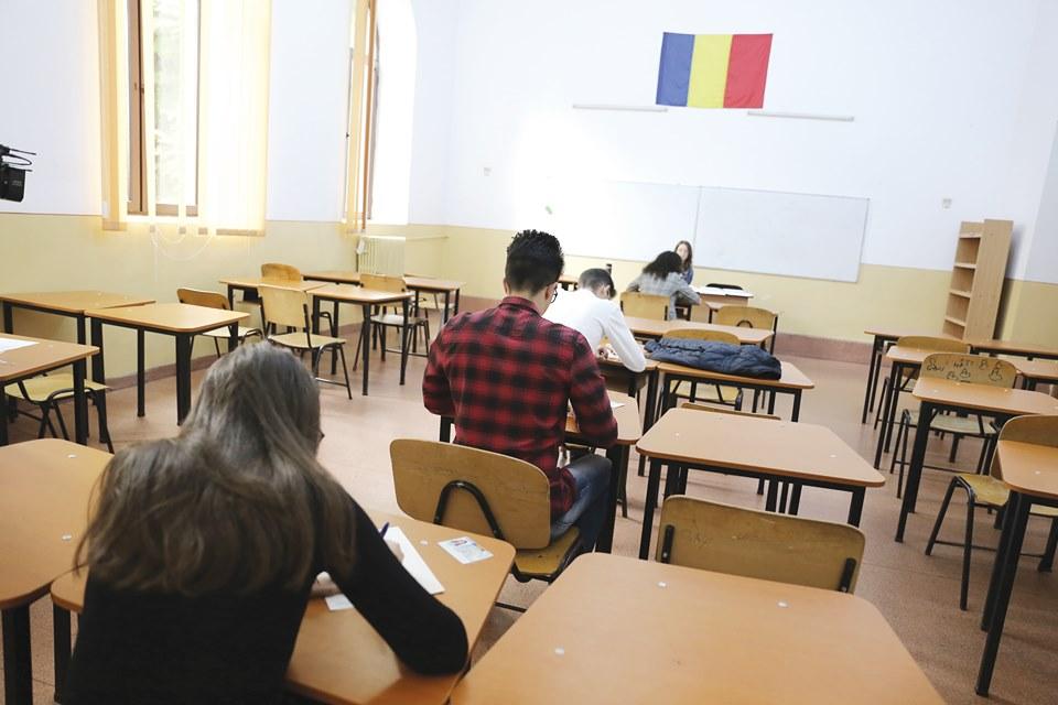 Examenul de Bacalaureat începe în 22 iunie