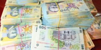 Guvernul a împrumutat de la începutul anului 33 miliarde lei