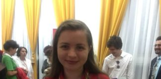 O elevă din Slatina, aur la Olimpiada Internaţională de Geografie