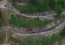 Drumul spectaculos care concurează cu Transalpina