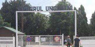 Cimitiriul Ungureni din Craiova