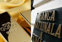 Legea privind repatrierea aurului României este constituţională