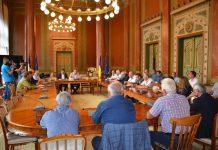 Comitetul pentru Situații de Urgență Gorj s-a reunit ieri