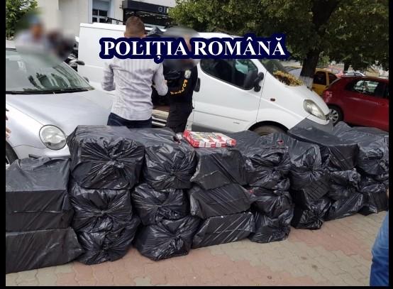 Fost viceprimar, reținut într-un dosar de contrabandă în Olt