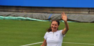 Monica Niculescu s-a calificat în turul 2 al turneului de tenis de la Wimbledon (Foto: mootennis.com)