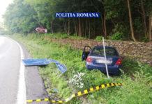 Femeie rănită în accident la Călimăneşti