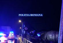 Accidentul grav din Râmnicu Vâlcea, produs de un minor