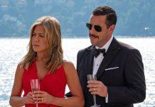 Jennifer Aniston şi Adam Sandler