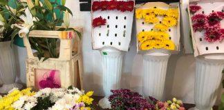 Comercianţii de flori, în vizorul poliţiştilor