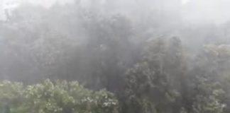 O furtună de 10 minute a făcut ravagii