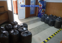 Prins fără permis şi cu sute de litri de gazolină deţinută ilegal