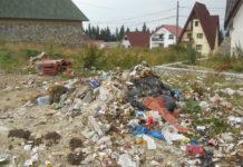 Sunt probleme mari cu serviciile de gunoi, apă și canal în Rânca