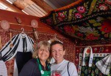 Gorj: Simona Halep a urcat pe Transalpina, la Stâna Ștefanu