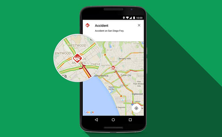 About – Google Maps on