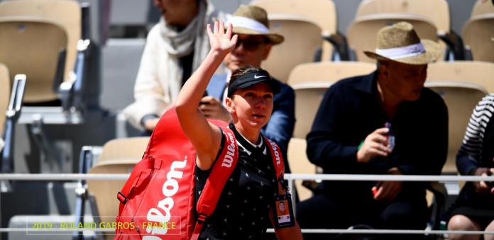 Simona Halep coboară pe locul 8 WTA
