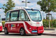 Autobuze fără şofer, la Viena