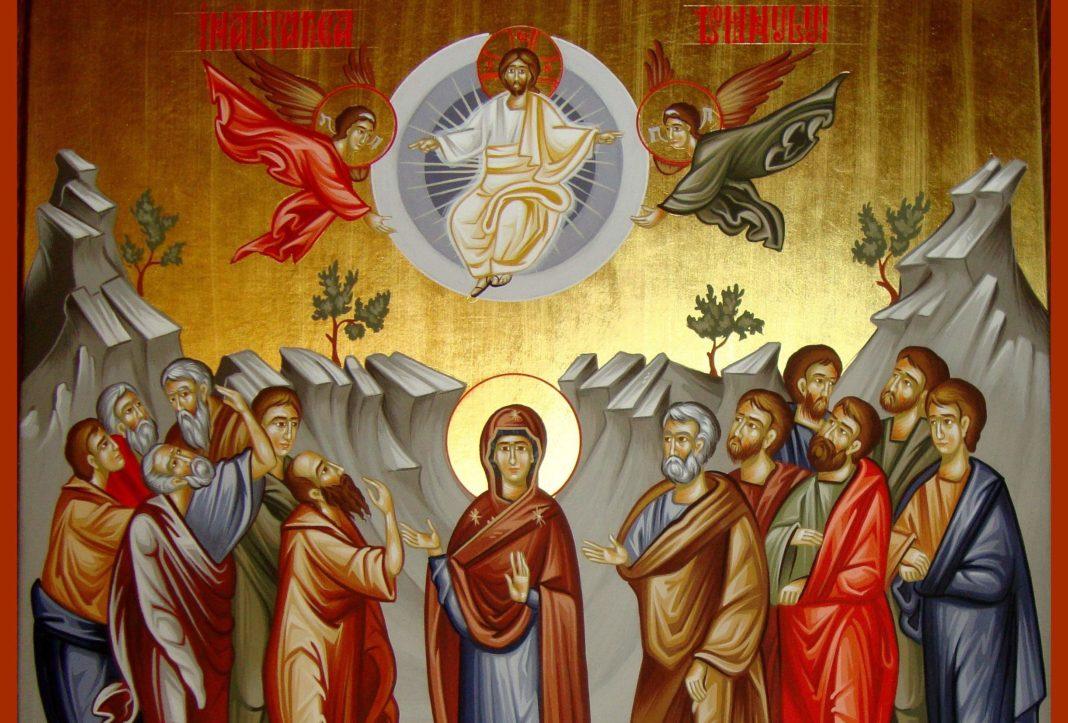 Creştinii sărbătoresc astăzi Înălţarea Domnului