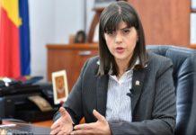Codruţa Kovesi scapă de o cercetare disciplinară a CSM