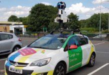 Mașinile Google vor actualiza străzile României