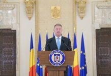 Iohannis solicită elaborarea unei legi electorale în regim de urgenţă