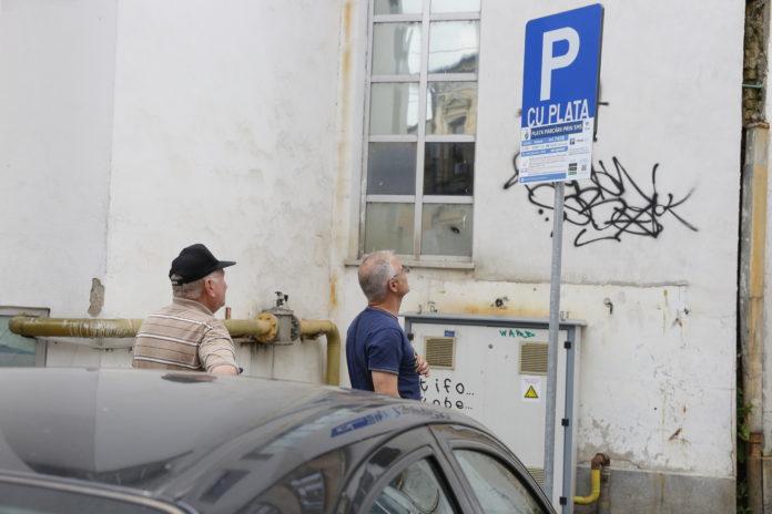 Atenţie unde parcaţi maşina în centrul Craiovei!