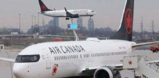O pasageră a fost uitată într-un avion