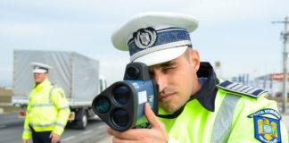 Poliţia Română derulează o acţiune de prevenire a accidentelor