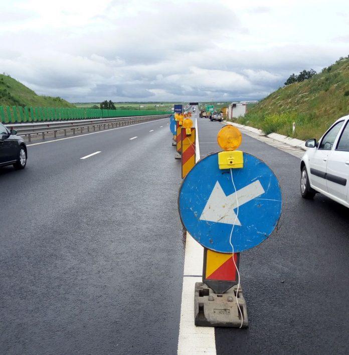 Restricţii de circulaţie pe A1 Sibiu - Deva