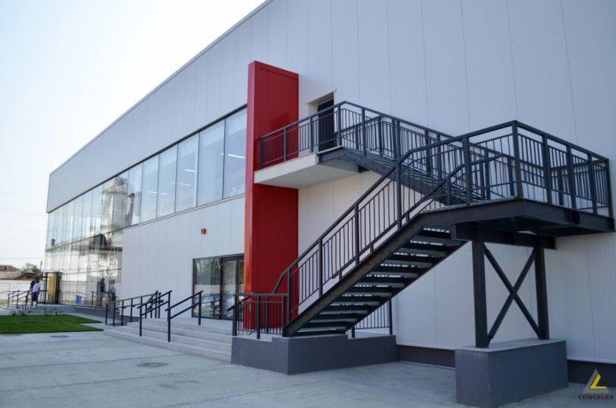 Sala de sport de la Gherceşti se va construi după tiparul celei de la Işalniţa