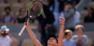 Meciul Simona Halep - Amanda Anisimova, reprogramat pentru joi