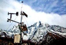 O expediţie recentă pe muntele Everest s-a soldat cu numeroase recorduri mondiale şi premiere istorice, precum instalarea unei staţii meteo