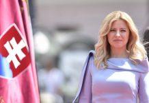Zuzana Caputova este oficial noua președintă a Slovaciei
