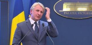Teodorovici și-a anunțat intenția de a candida la prezidențiale