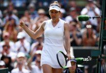 Simona Halep a învins-o pe Cori Gauff, la Wimbledon
