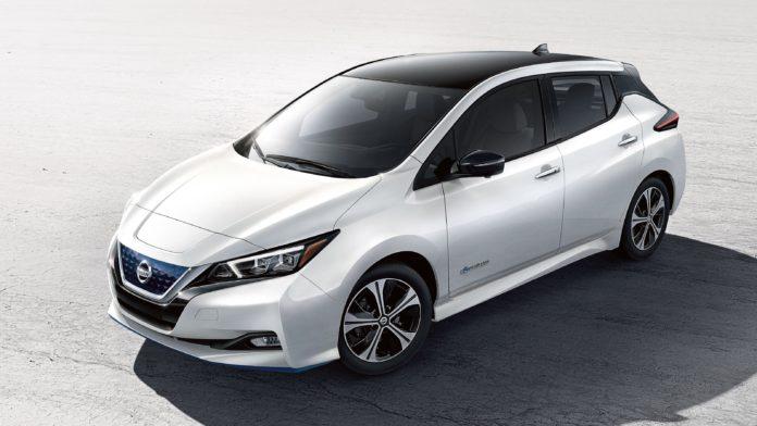 Nissan Leaf, cea mai vândută mașină electrică din România