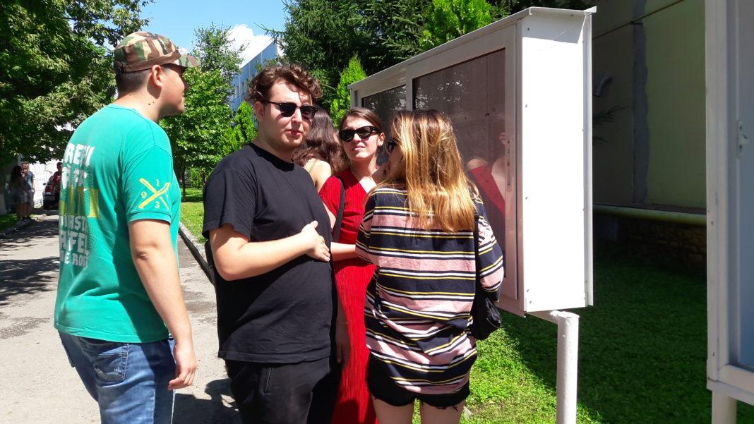 Val de contestații la limba română în Olt