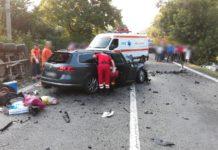 În accident şi-au pierdut viaţa două persoane