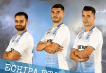 """Trei """"lei"""" au convins în meciul cu Dinamo"""