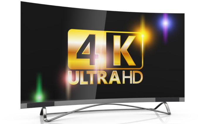 Televizoarele 4K, preferate de români