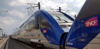 """Tren """"dronă"""". Francezii au făcut un experiment cu un tren autonom condus de la câțiva kilometri distanță"""