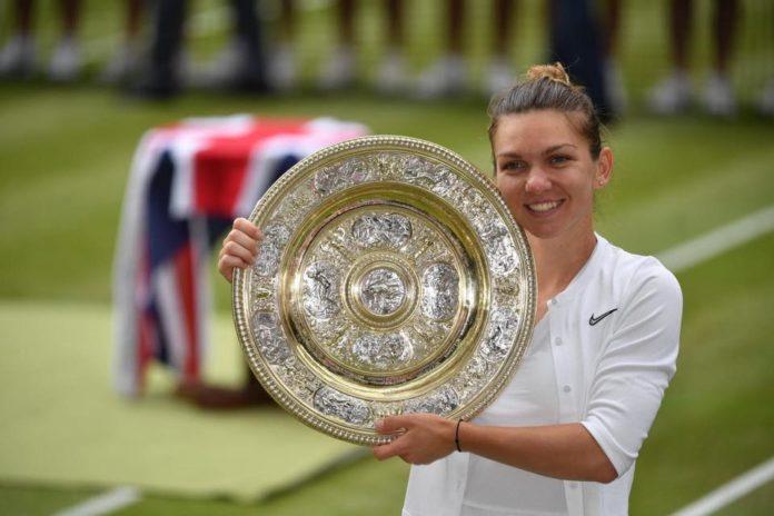 Simona Halep, pe locul patru în clasamentul WTA