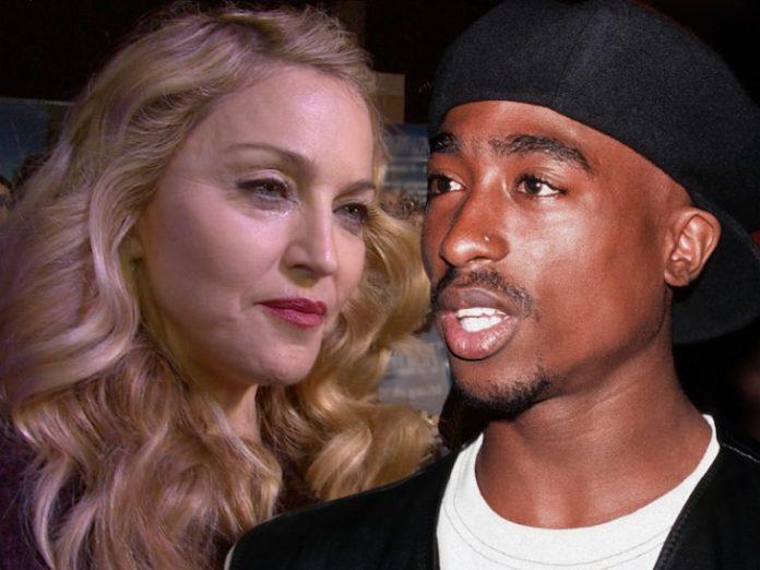 Scrisoarea de dragoste pe care Tupac i-a trimis-o Madonnei, scoasă la licitație