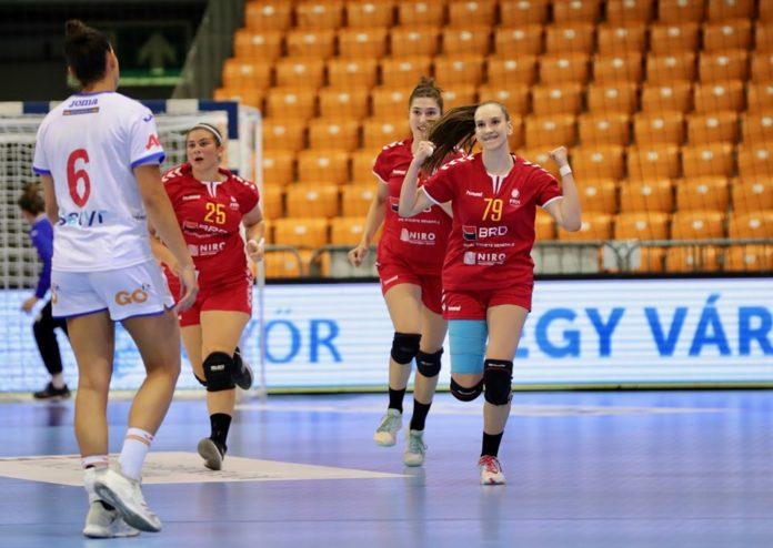 Foto: facebook Federaţia Română de Handbal